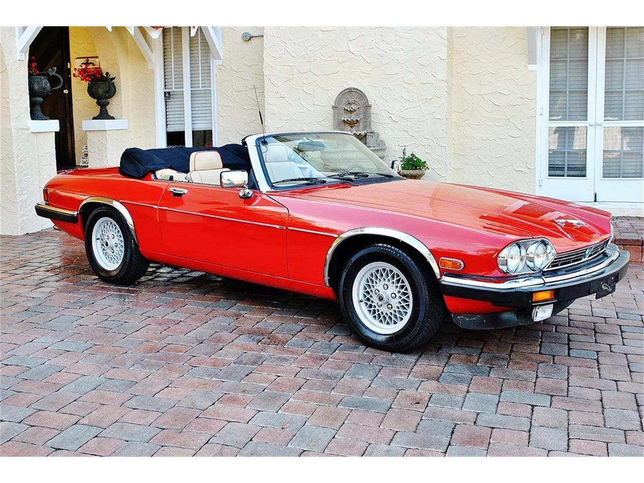 1991 Jaguar XJS for Sale   ClassicCars.com   CC-1067829