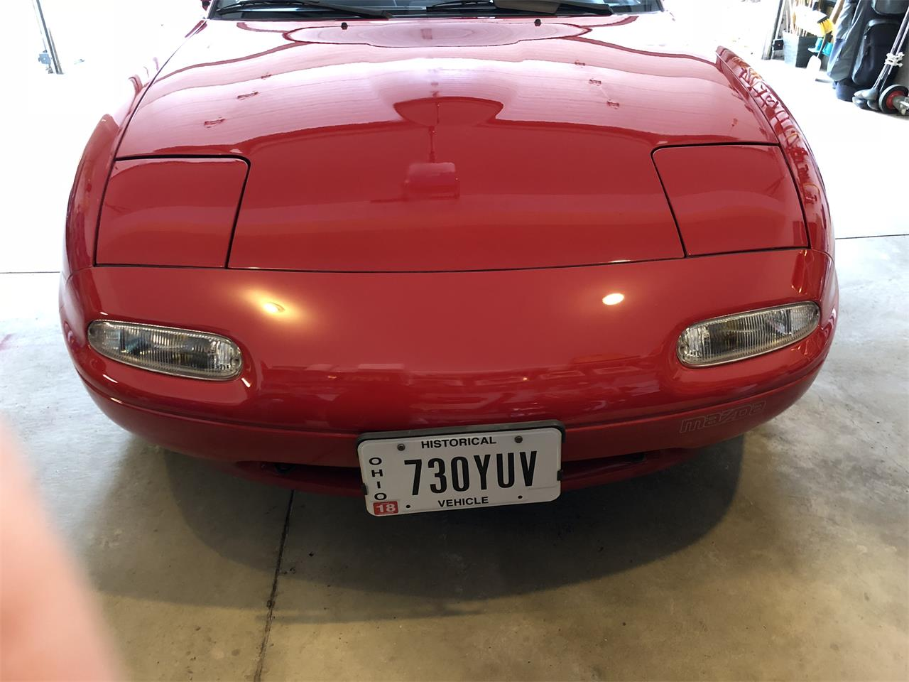 1990 Mazda Miata (CC-1068182) for sale in Fairview Park, Ohio