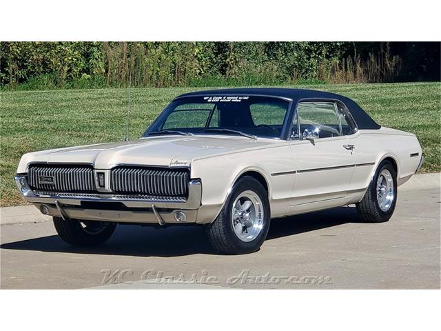 1967 Mercury Cougar (CC-1068378) for sale in Lenexa, Kansas