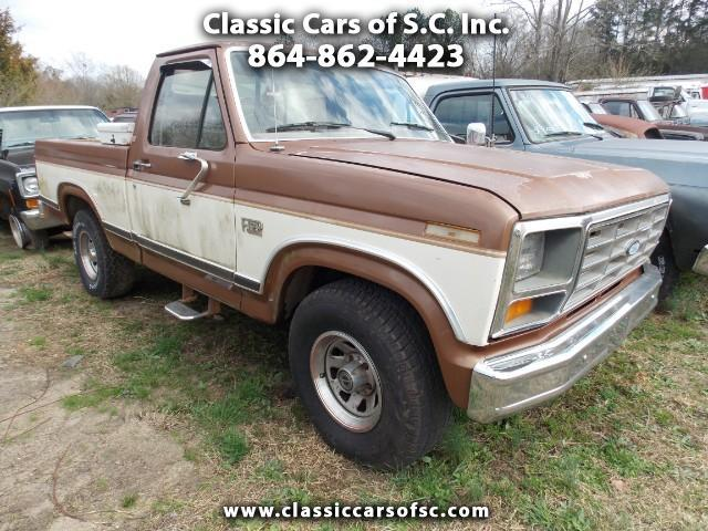 1986 Ford F150 (CC-1068415) for sale in Gray Court, South Carolina