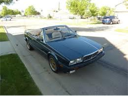 1987 Maserati Spyder (CC-1068759) for sale in Denver, Colorado