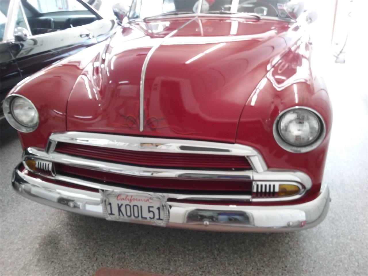 1951 Chevrolet Deluxe (CC-1068876) for sale in Placentia, California