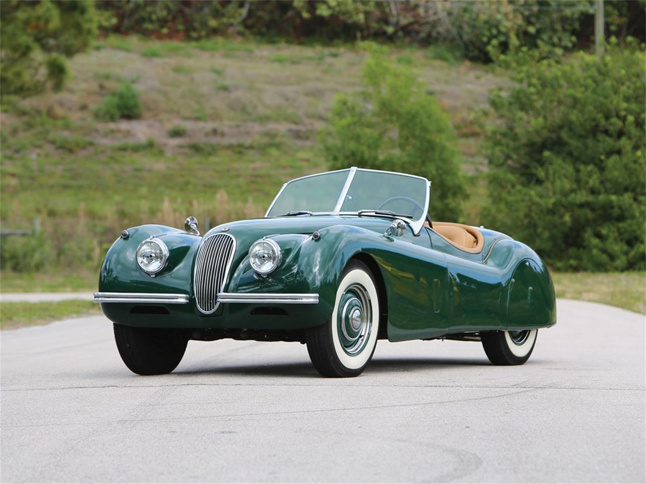 1952 Jaguar XK120 for Sale | ClassicCars.com | CC-1068912