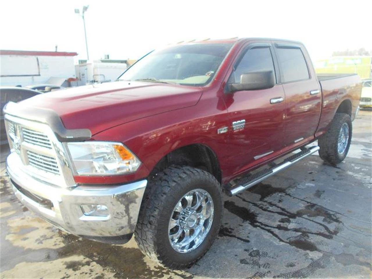 2012 Dodge Ram 2500 For Sale Classiccars Com Cc 1060927