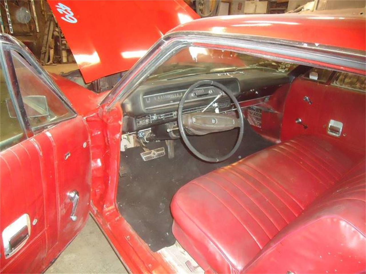 1968 Ford Galaxie (CC-1069531) for sale in Jackson, Michigan