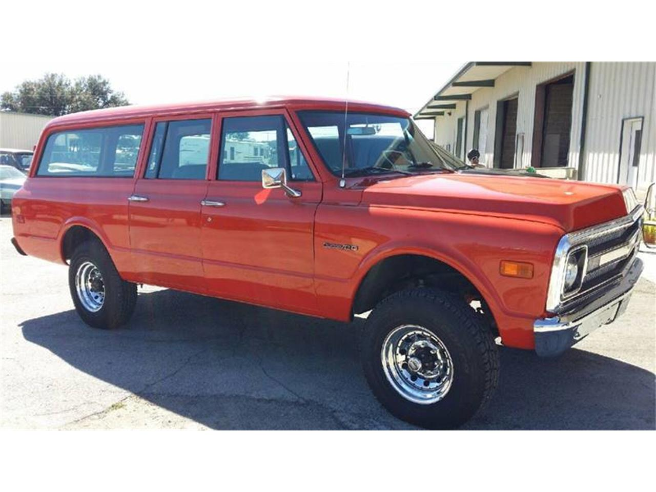 1970 Chevrolet C/K 20 (CC-1069568) for sale in Boerne, Texas