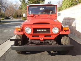 1978 Toyota Land Cruiser FJ (CC-1069660) for sale in Woodland Hills, California