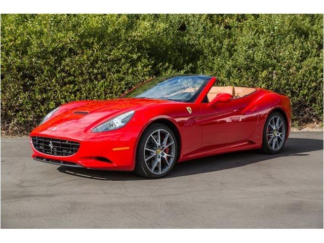 2010 Ferrari California (CC-1069661) for sale in Alsip, Illinois