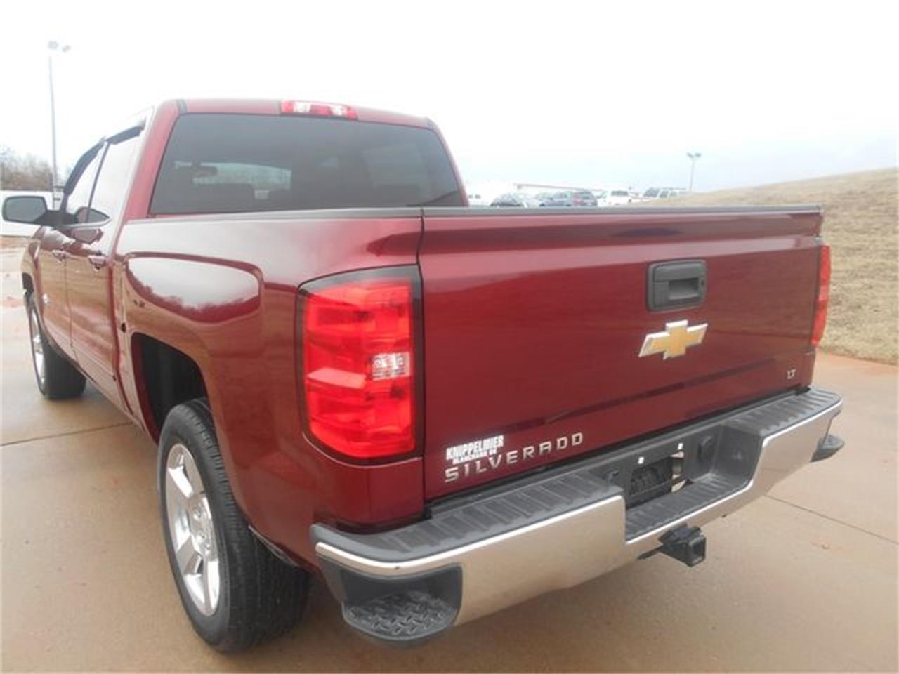 2017 Chevrolet Silverado (CC-1069817) for sale in Blanchard, Oklahoma