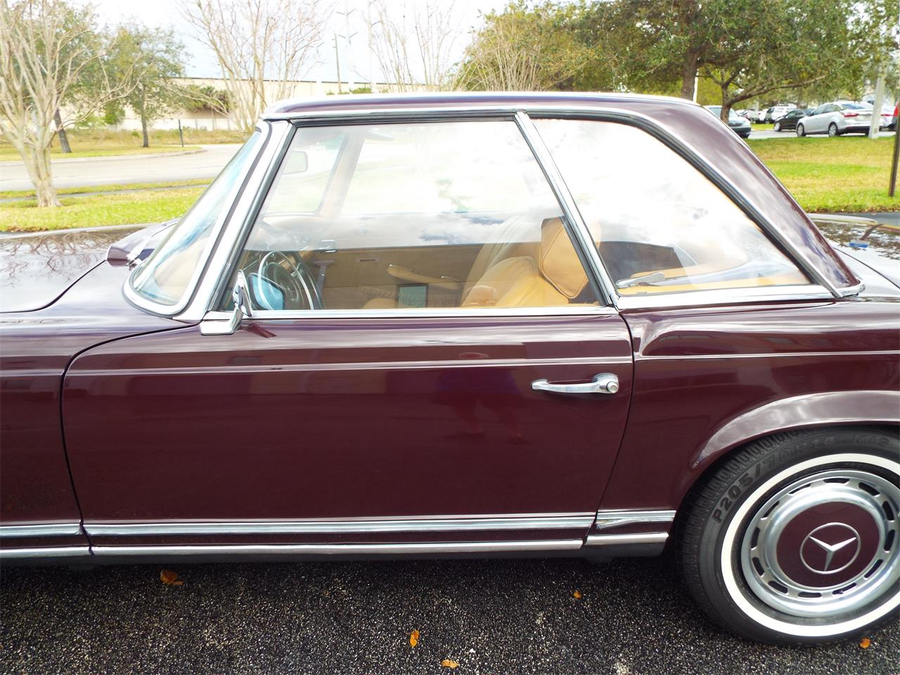 1971 Mercedes-Benz 280SL (CC-1069912) for sale in palm beach gardens, Florida