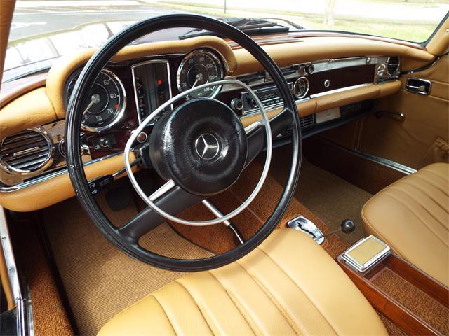 1971 Mercedes-Benz 280SL (CC-1069912) for sale in palm beach gardens, Florida