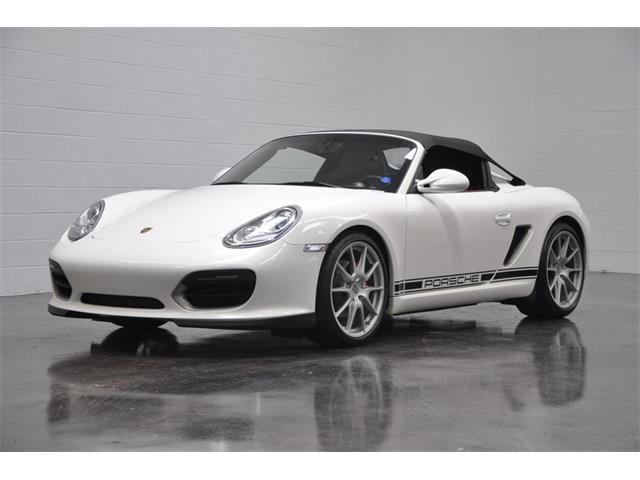 2011 Porsche Spyder (CC-1071053) for sale in Costa Mesa, California