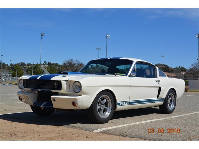 1966 Shelby GT350 (CC-1071694) for sale in Escondido, California