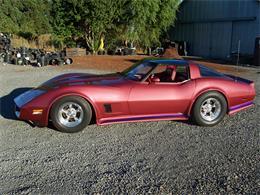 1981 Chevrolet Corvette (CC-1071695) for sale in Helena , Montana