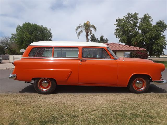 1952 Ford Ranch Wagon