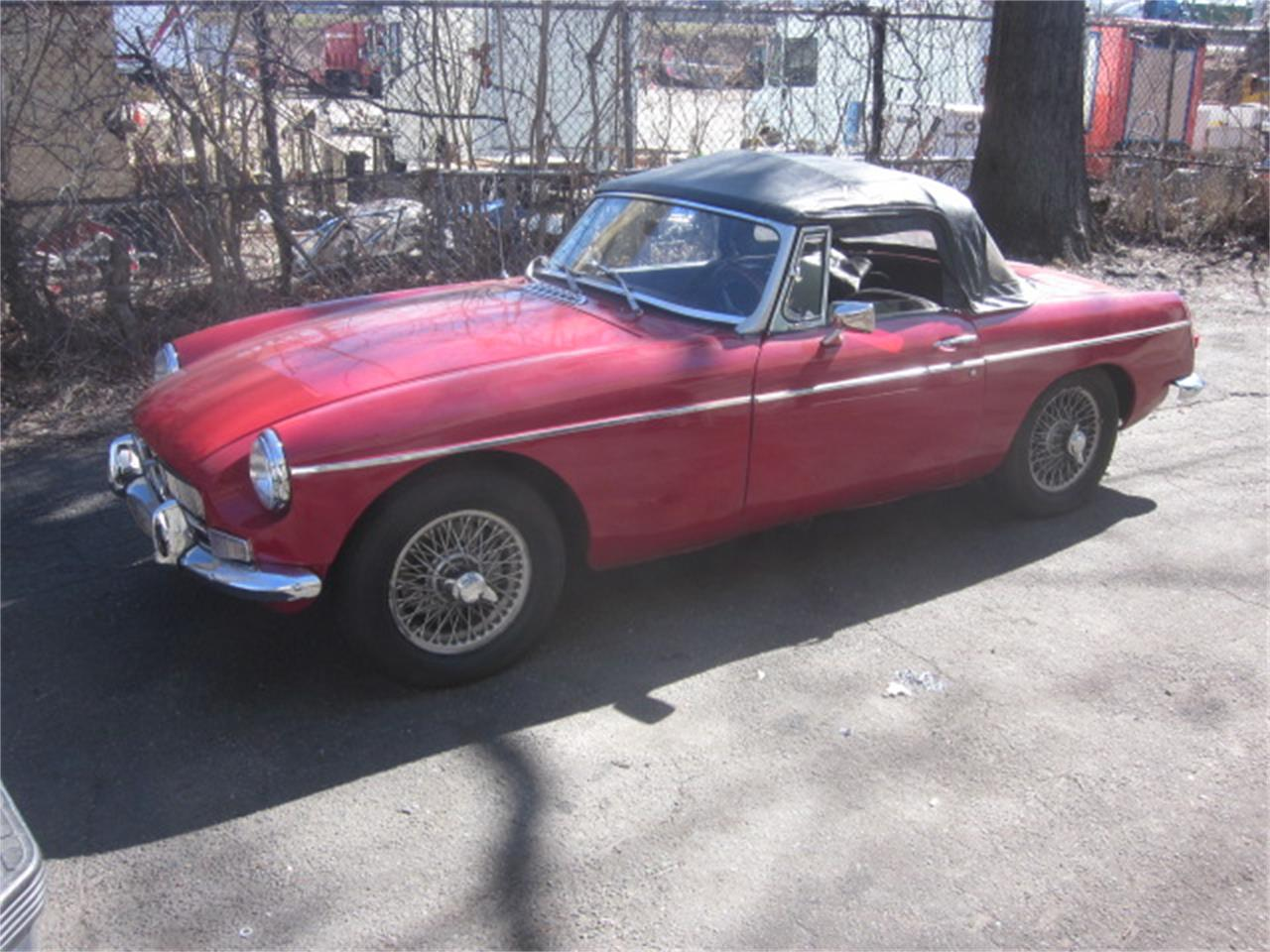 1965 MG MGB (CC-1071908) for sale in Stratford, Connecticut