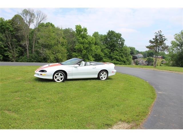 1997 Chevrolet Camaro RS/SS (CC-1072132) for sale in Mount Vernon, Ohio