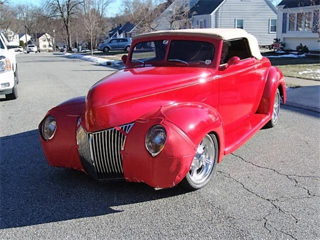 1939 Ford Cabriolet (CC-1072262) for sale in Tucson, Arizona