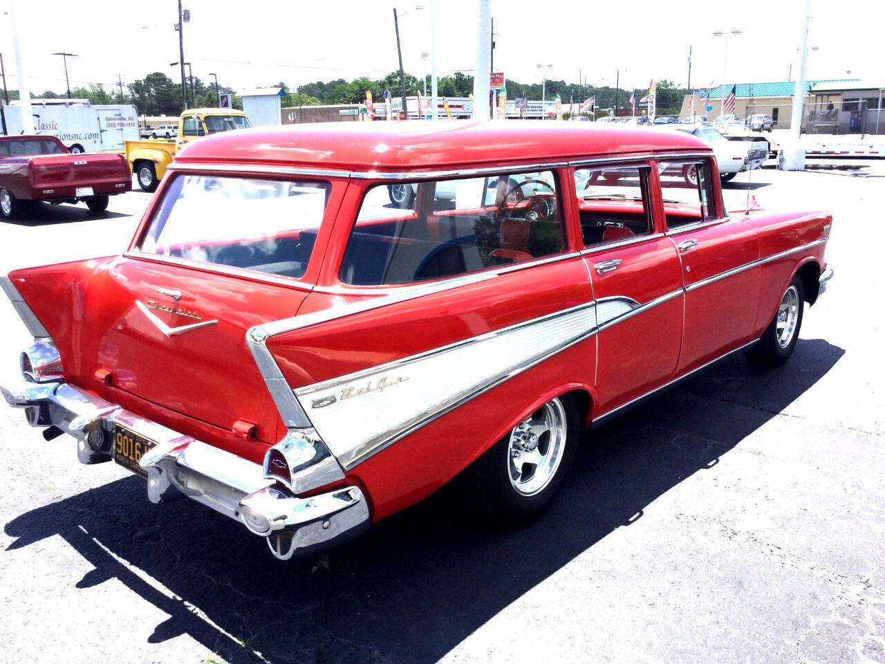 1957 Chevrolet Bel Air (CC-1070231) for sale in Greenville, North Carolina