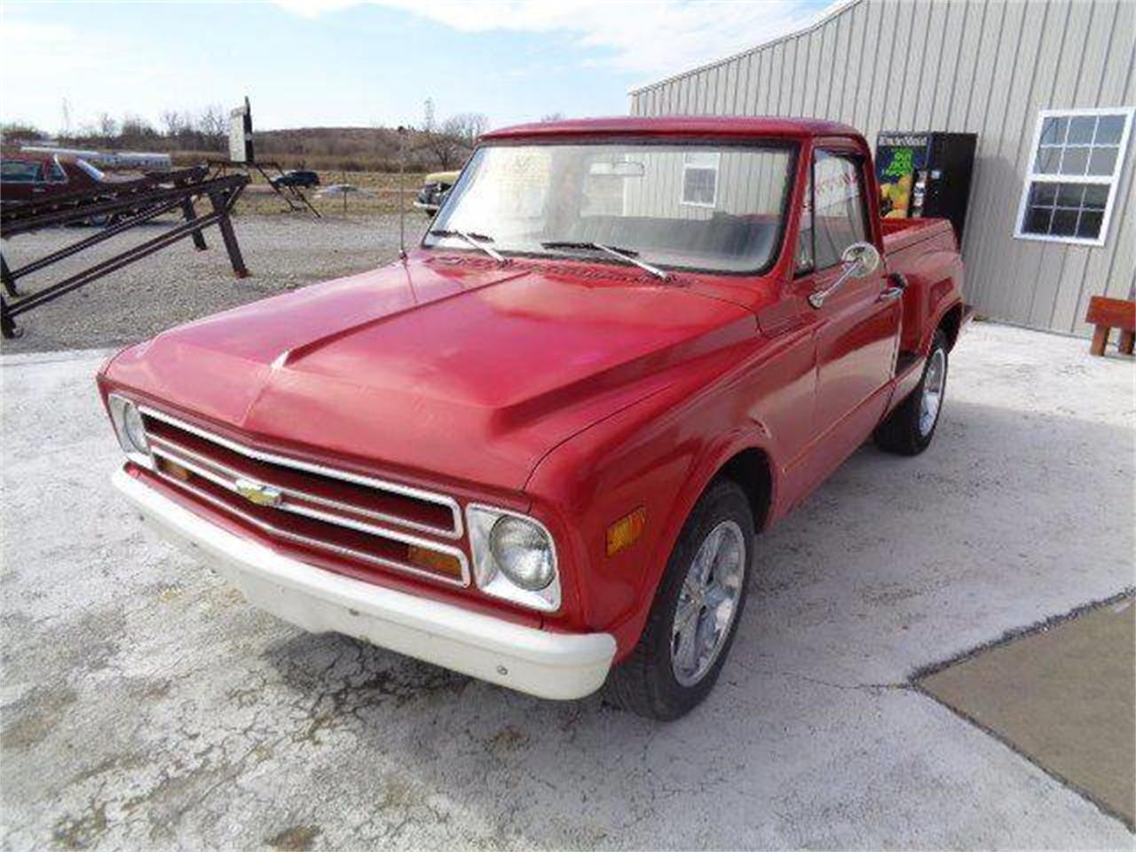 1968 Chevrolet C/K 10 (CC-1072469) for sale in Staunton, Illinois