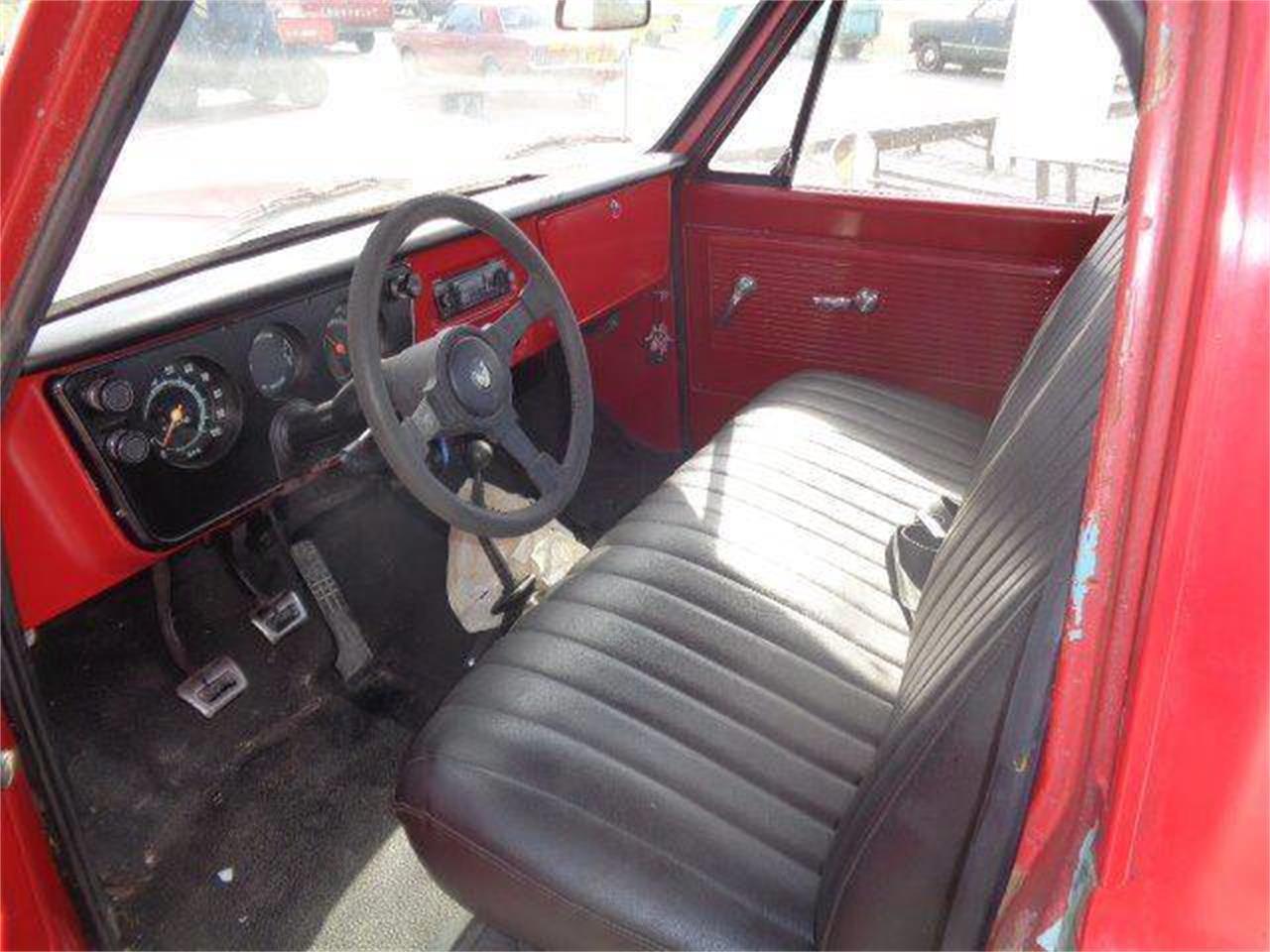 1968 Chevrolet C/K 10 (CC-1072469) for sale in Staunton, Illinois