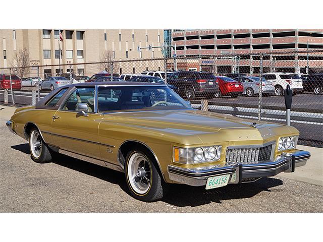 1974 Buick Riviera (CC-1072592) for sale in Canton, Ohio
