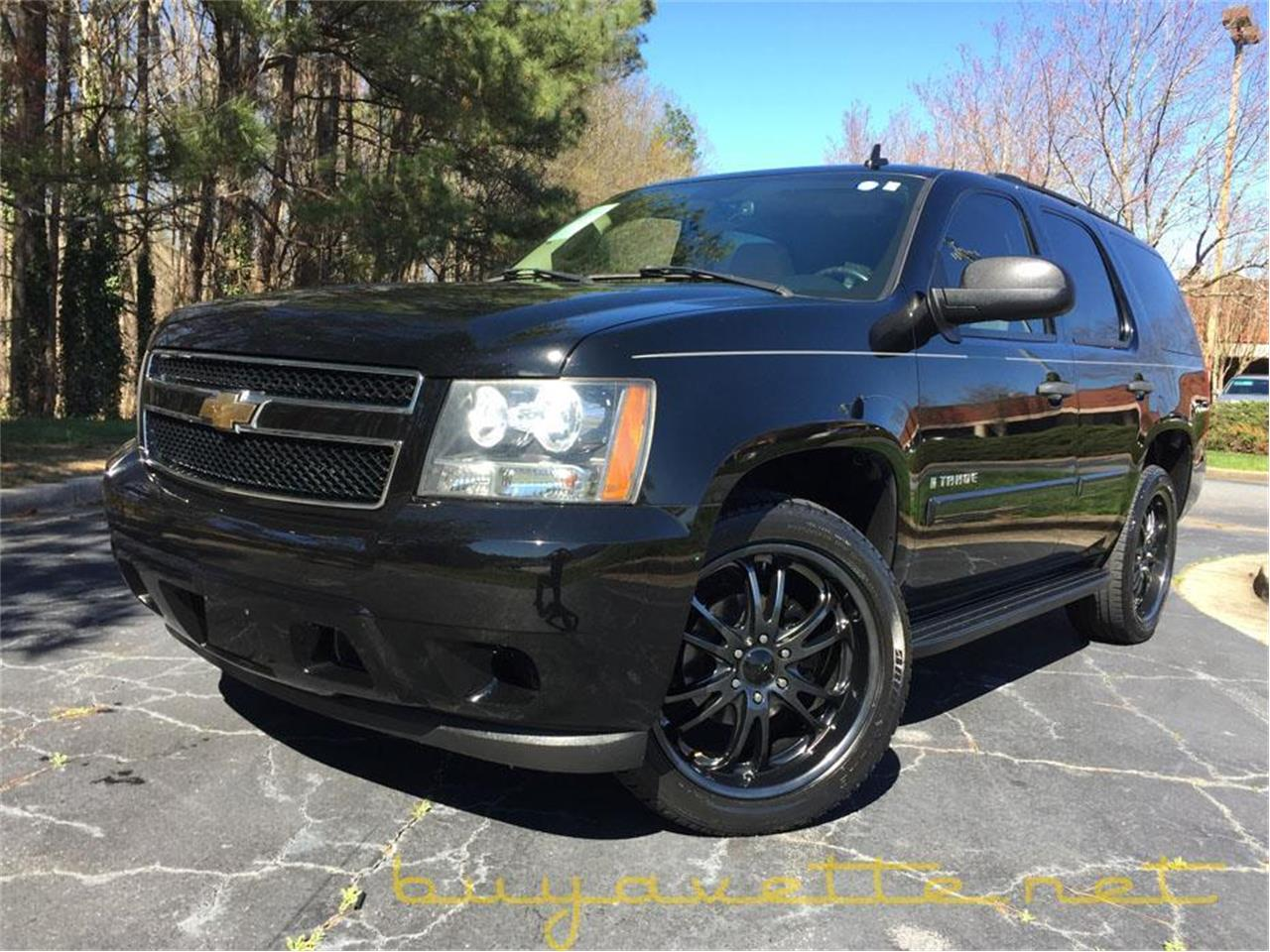 2008 Tahoe For Sale >> 2008 Chevrolet Tahoe For Sale Classiccars Com Cc 1072866