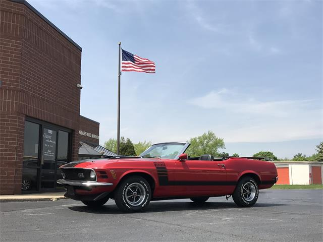 1970 Ford Mustang (CC-1072967) for sale in Geneva , Illinois