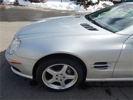 2003 Mercedes-Benz SL500 (CC-1073107) for sale in Derry, New Hampshire