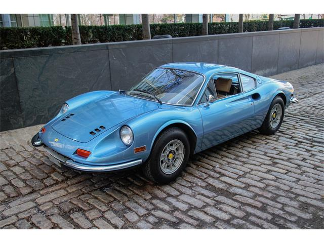 Classic Ferrari Dino for Sale on ClassicCars.com