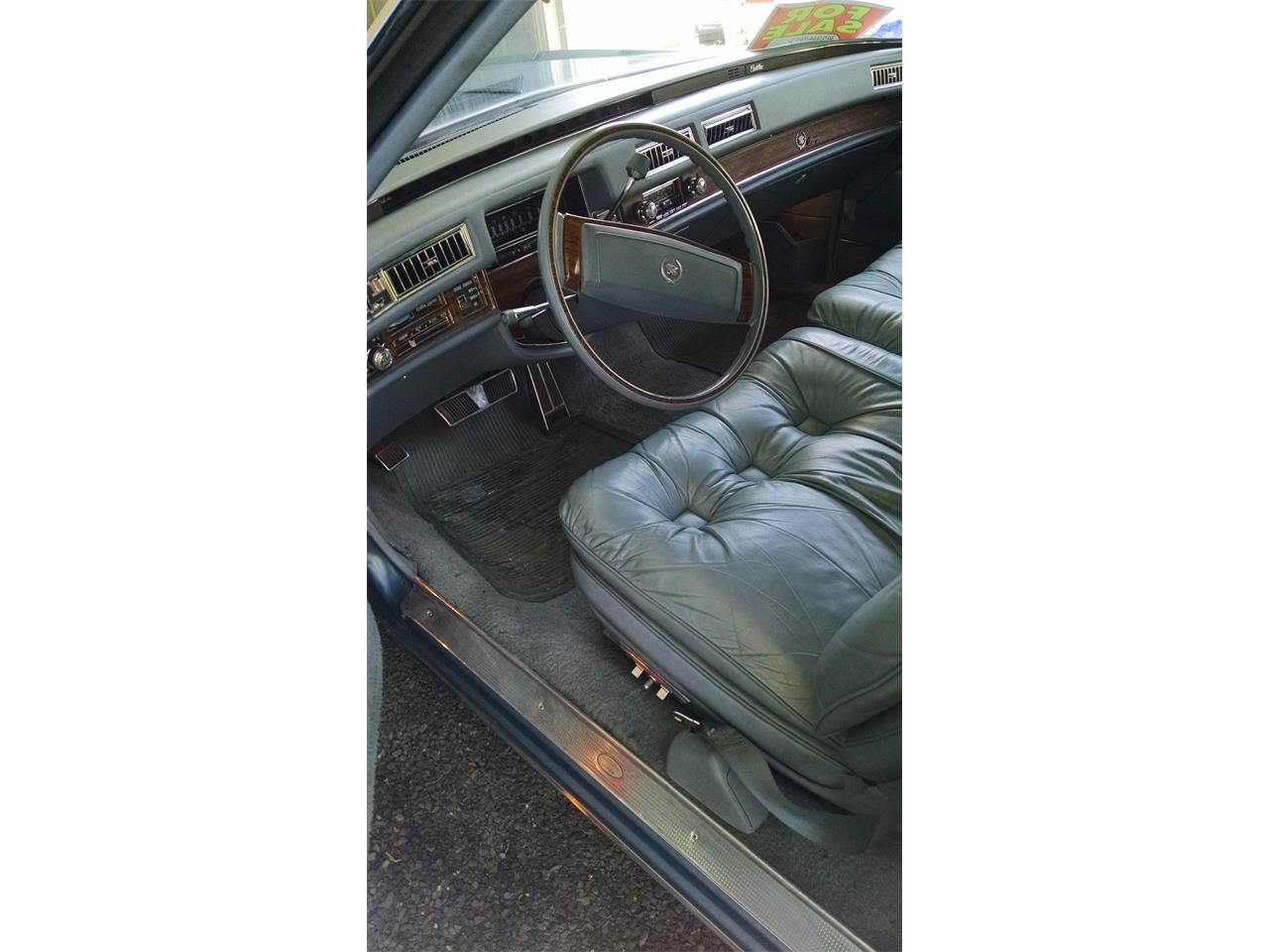 1978 Cadillac Eldorado Biarritz (CC-1073627) for sale in Winlock, Washington