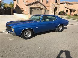 1971 Chevrolet Chevelle Malibu (CC-1070385) for sale in Riverside, California