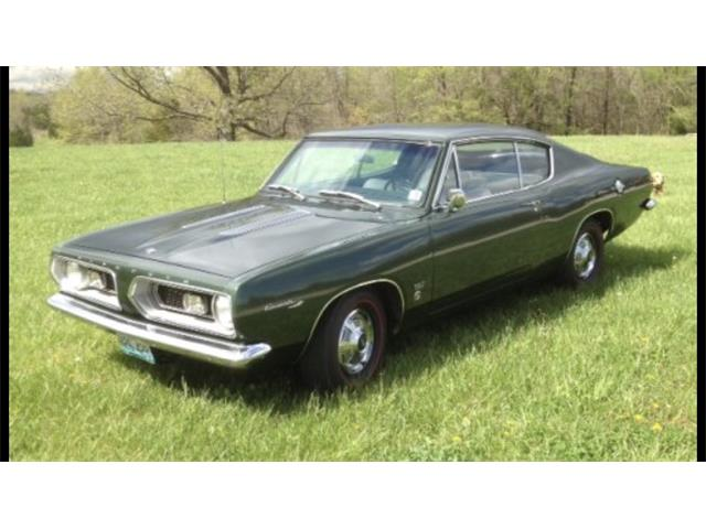1967 Plymouth Barracuda (CC-1070389) for sale in Jefferson City , Missouri