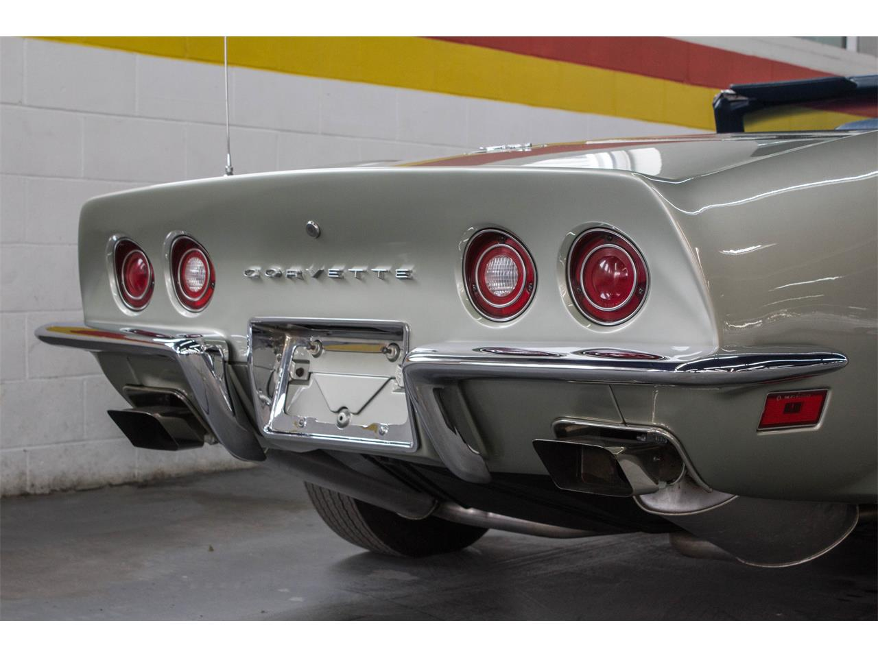 1972 Chevrolet Corvette (CC-1074090) for sale in Montreal , Quebec