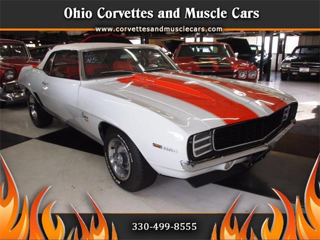 1969 Chevrolet Camaro (CC-1074532) for sale in North Canton, Ohio