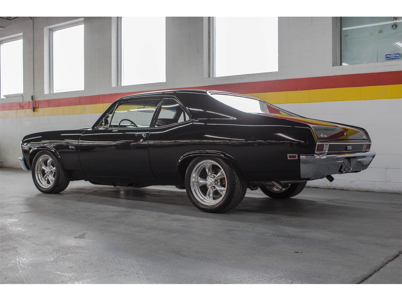 1969 Chevrolet Nova (CC-1074738) for sale in Montreal , Quebec