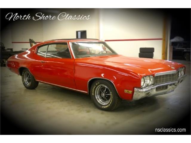 1972 Buick Skylark (CC-1070489) for sale in Mundelein, Illinois