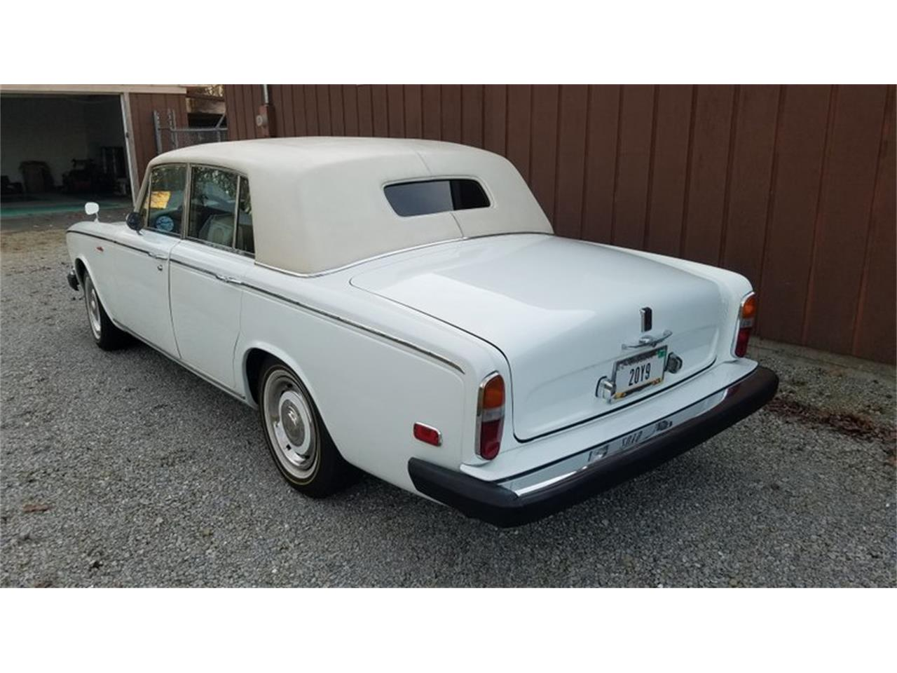 1973 Rolls-Royce Silver Shadow (CC-1075172) for sale in Elkhart, Indiana
