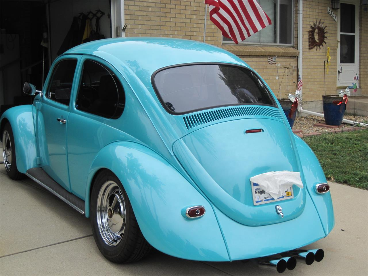 1968 Volkswagen Beetle (CC-1075572) for sale in Arvada, Colorado