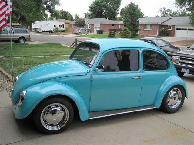 1968 Volkswagen Beetle (CC-1075572) for sale in Arvada, Colorado