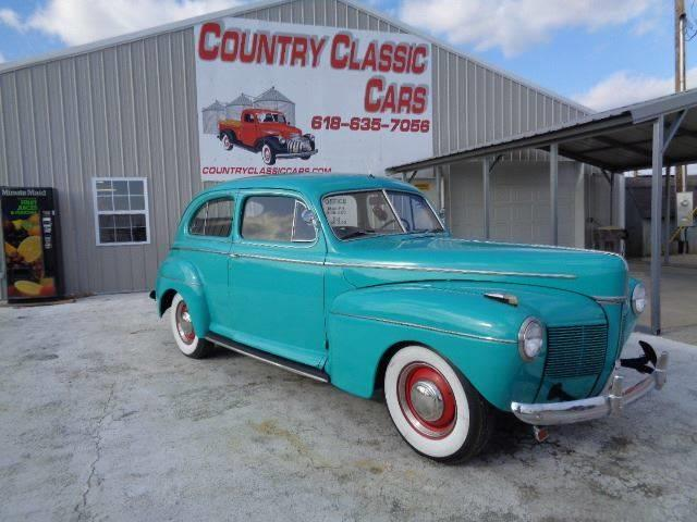 1941 Mercury 2-Dr Coupe (CC-1075788) for sale in Staunton, Illinois
