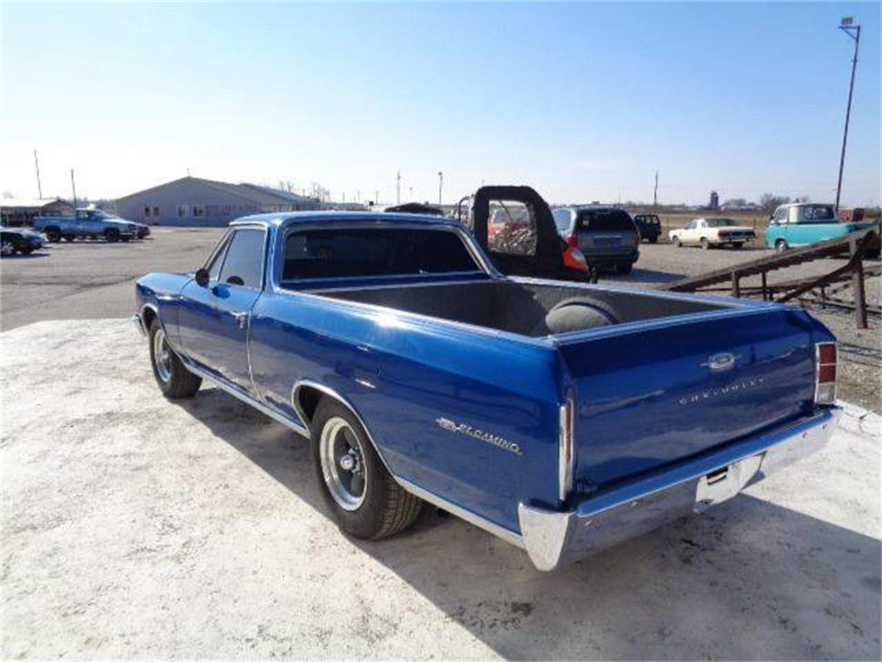 1966 Chevrolet El Camino (CC-1075804) for sale in Staunton, Illinois