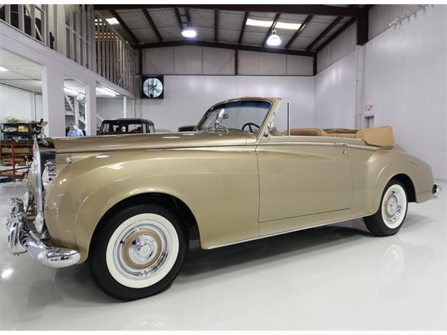 1959 Rolls-Royce Silver Cloud (CC-1075845) for sale in St. Louis, Missouri