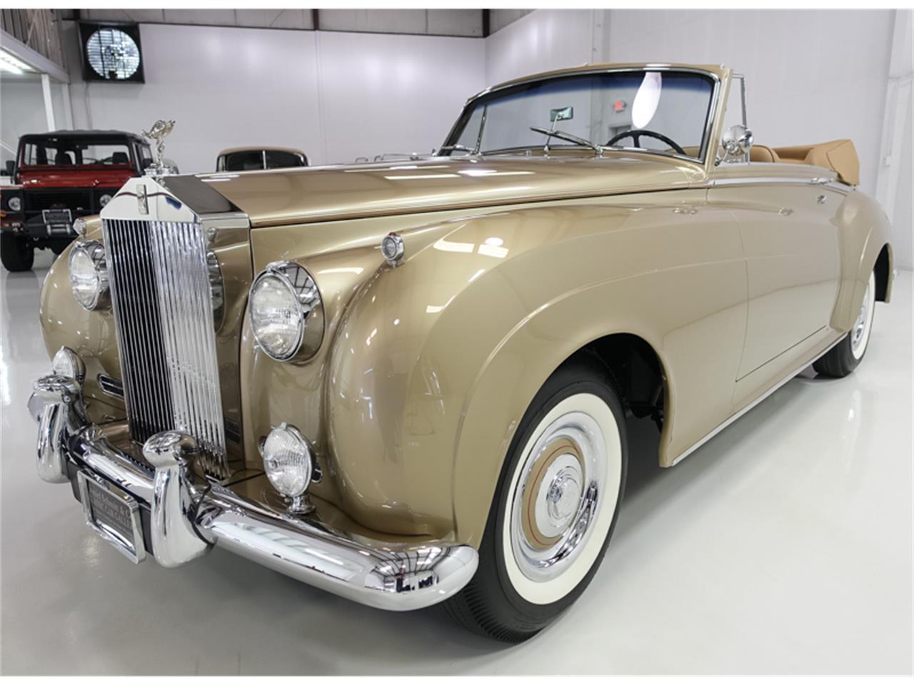 1959 Rolls-Royce Silver Cloud (CC-1075845) for sale in St. Louis, Missouri
