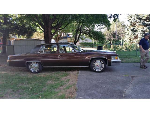 1978 Cadillac Sedan DeVille (CC-1075889) for sale in Painesville, Ohio