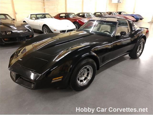 1980 Chevrolet Corvette (CC-1075891) for sale in Martinsburg, Pennsylvania
