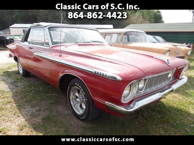 1962 Plymouth Fury (CC-1075930) for sale in Gray Court, South Carolina