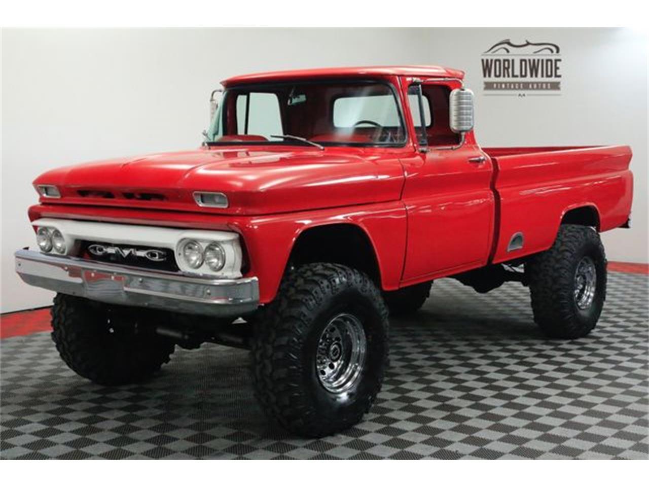 1962 Gmc K20 For Sale Classiccars Com Cc 1075997