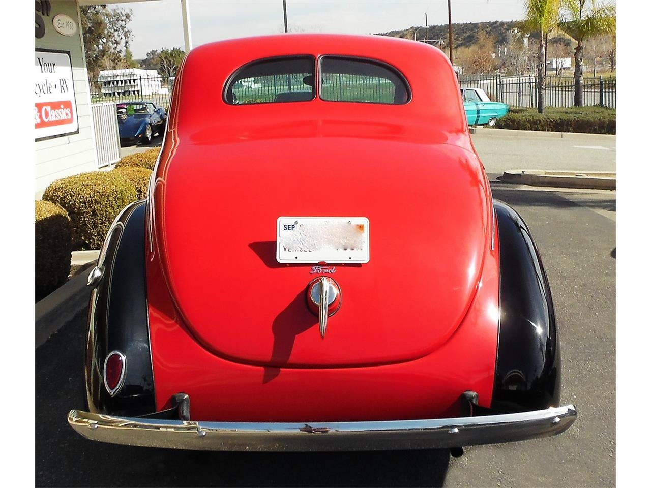 1939 Ford Business Coupe (CC-1076318) for sale in Redlands, California