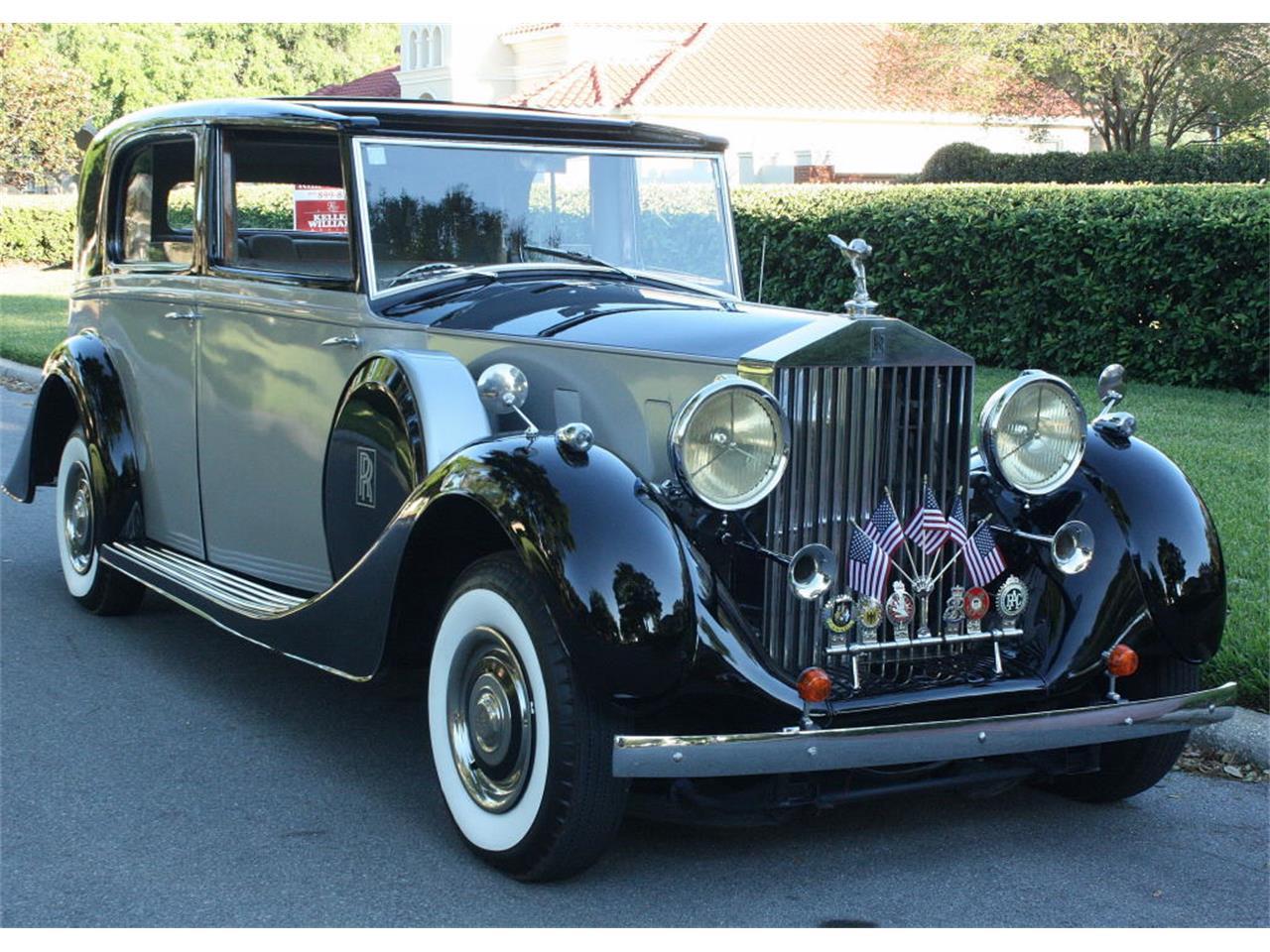 1938 Rolls-Royce Phantom III for Sale | ClassicCars.com ...